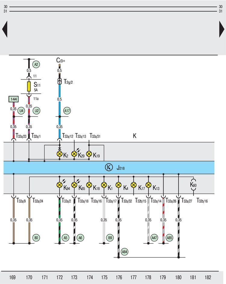 C – трехфазный генератор